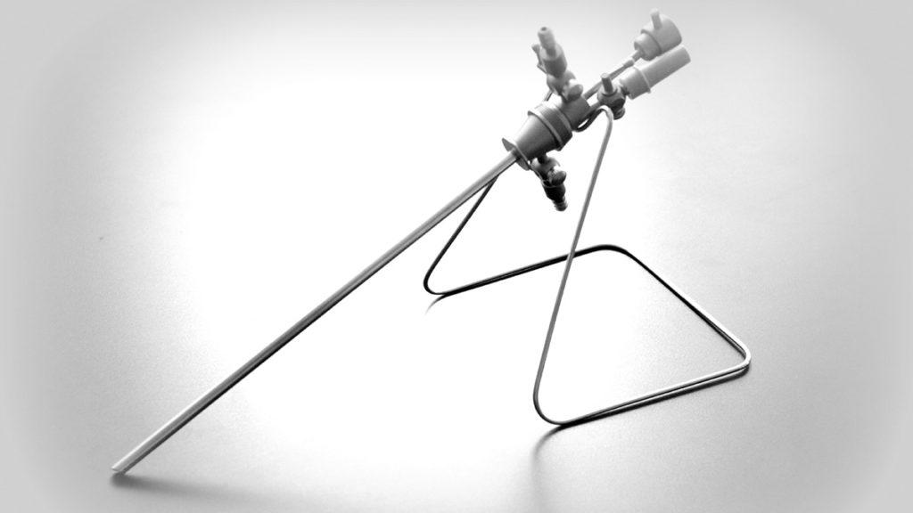 гистероскоп с операционным каналом