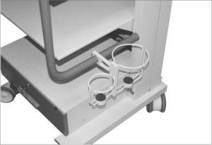 стойка аппаратная для гибкой эндоскопии