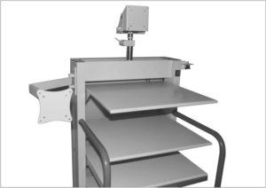 стойка аппаратная для эндоскопии